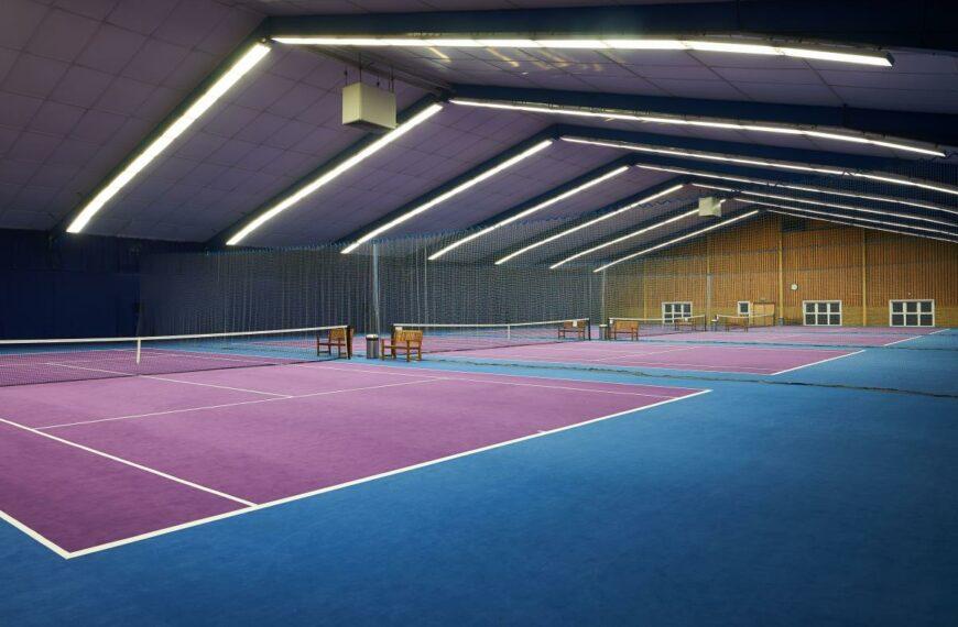 Smart tennis announced at David Lloyd Clubs