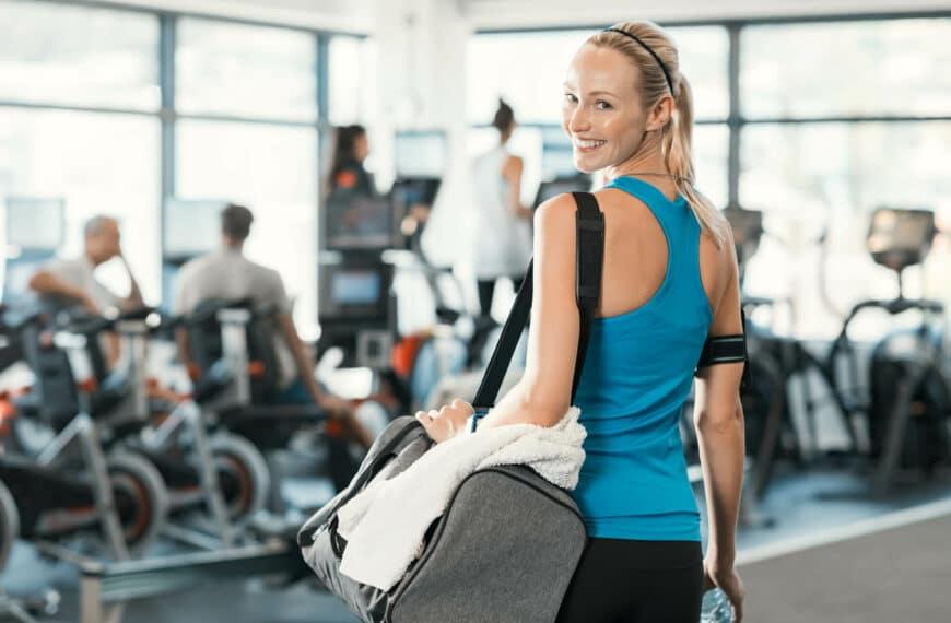 Gym Bag Miles