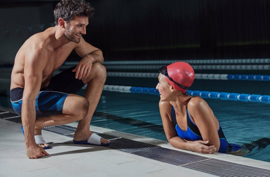 The Benefits Of Swimming Will Convince You To Dig Out Those Trunks