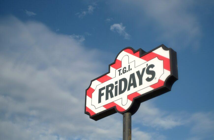 Keto-Friendly Meals Readily Available TGI Fridays