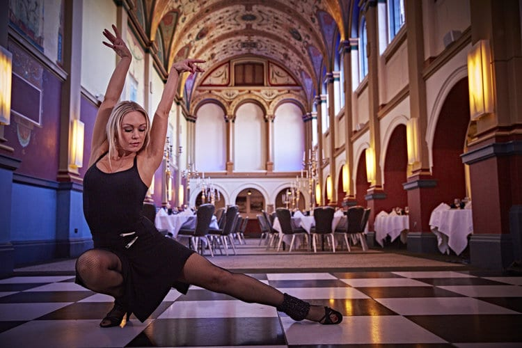 Kristina Rihanoff reveals all on how she keeps so Healthy and vibrant looking