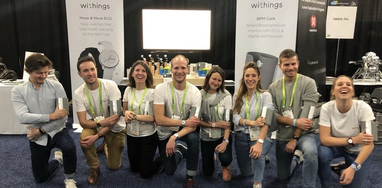 Withings Launches Activity and Sleep Tracking Watch Collection