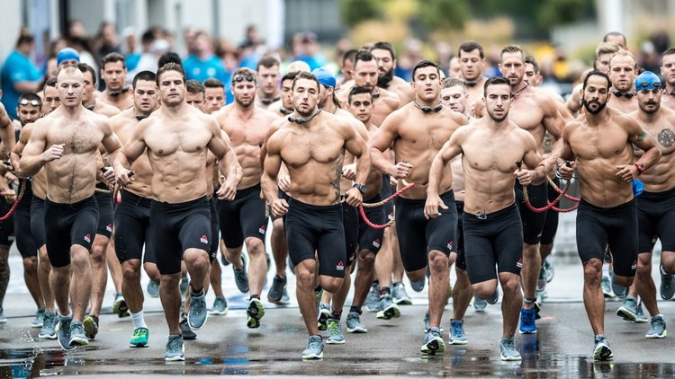 CrossFit to Declare Fittest Man and Woman in 159 Countries