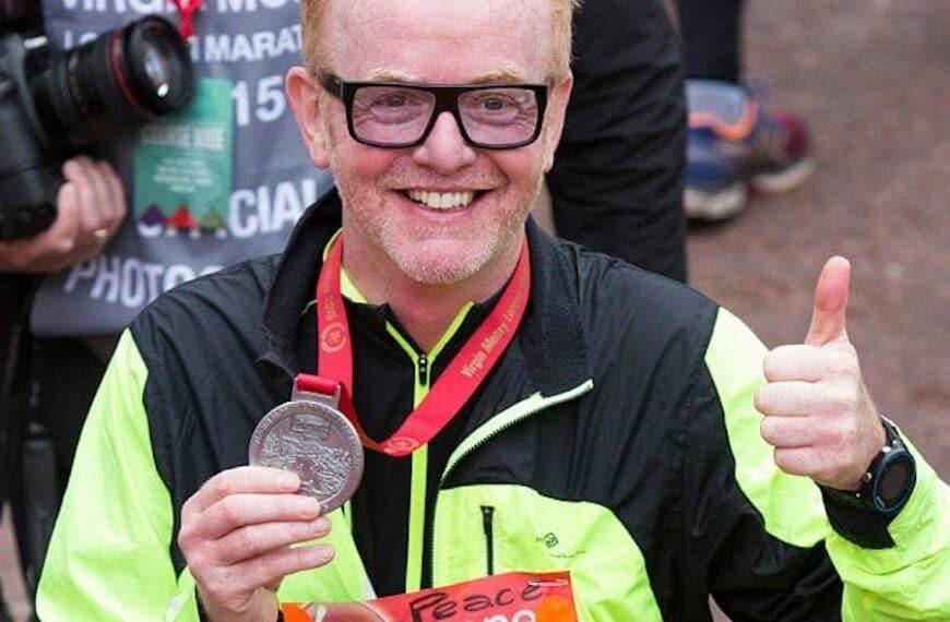 Virgin Radio DJ Chris Evans Looks To Exciting New Running Festival RunFestRun