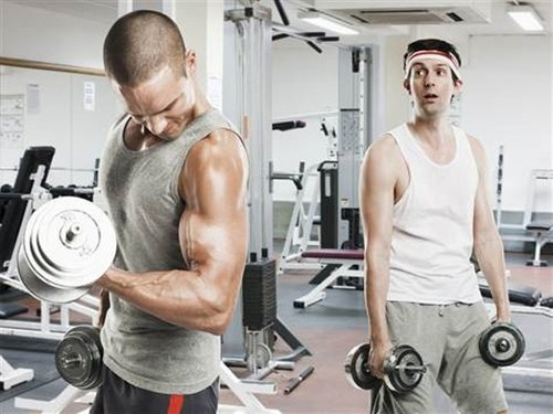Do You Feel Too Intimidated To Join a Gym?