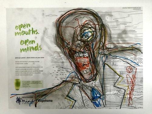 lincoln townley mental health art