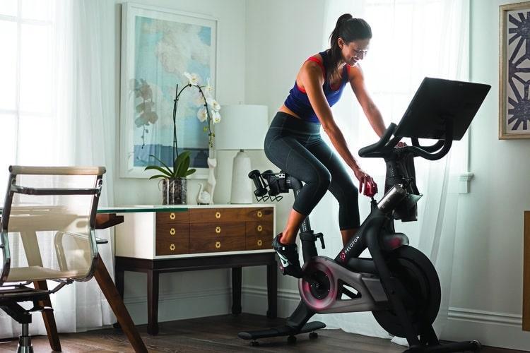 peloton reinvent fitness