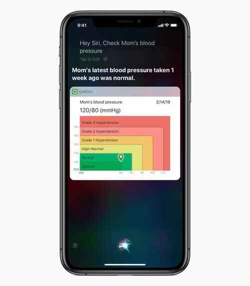 Siri Shortcuts Boost Health And Fitness Routines