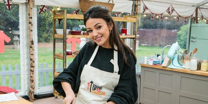 We Managed To Grab A Quick Chat Over A Cuppa And A Slice Of Cake With Actress Michelle Keegan