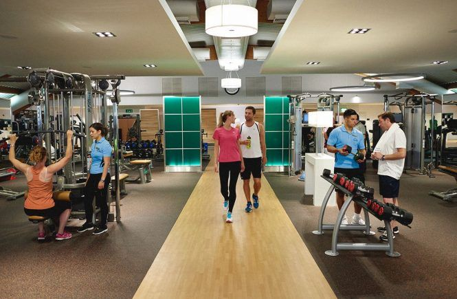 New Luxury Spa For David Lloyd Purley As Club Receives Significant Refurbishment
