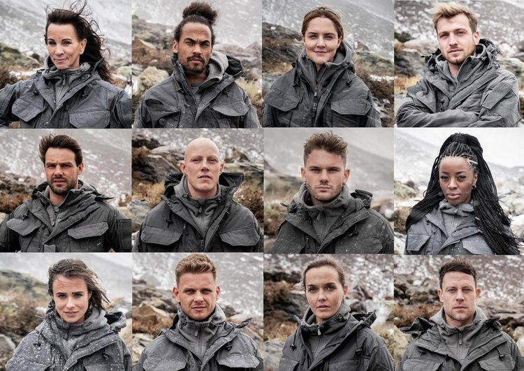 SAS: Who Dares Wins – Meet The Celebs Putting Themselves Through Hell
