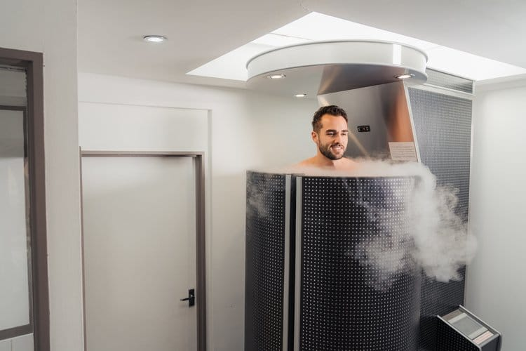 Trouble Sleeping? We Tried The Effectiveness Of Saisei Cryotherapy