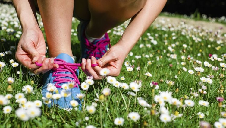 5 Ways To Spring Your Way Into Good Health