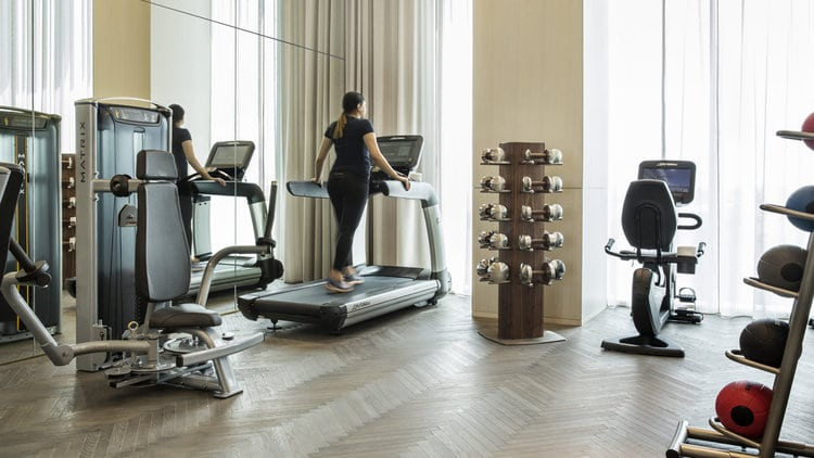 The Spa Four Seasons Hotel Kuwait Presents Exclusive New Fitness Spa Memberships
