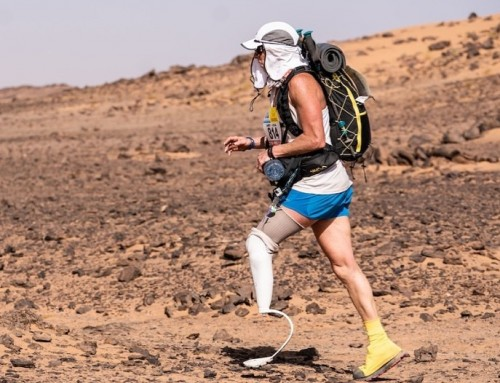 First Female Amputee To Complete The Toughest Foot Race On Earth