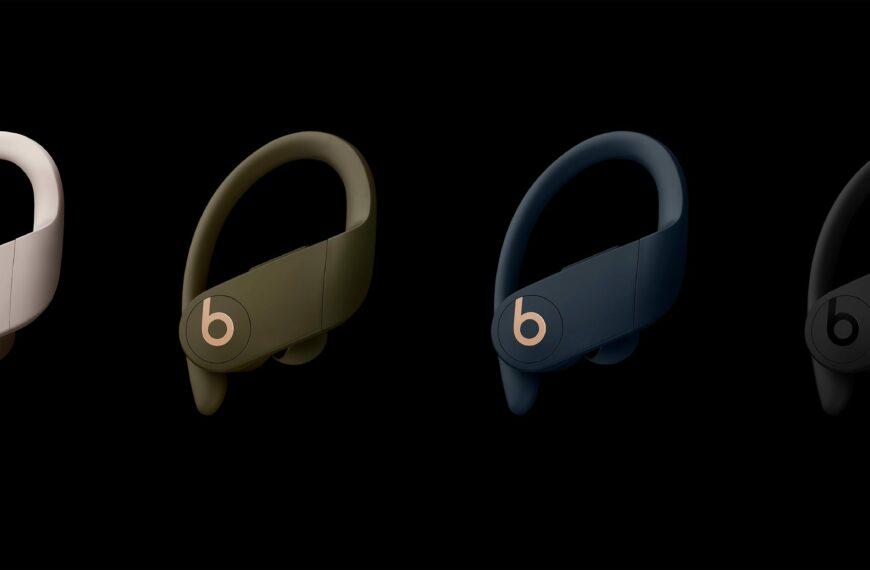 Beats by Dre Unveils Powerbeats Pro