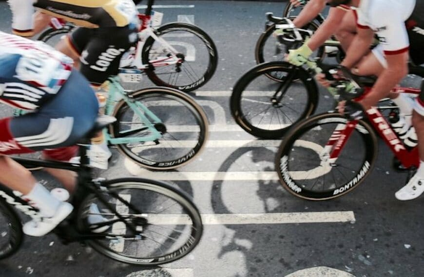 Ever Wanted To Get Into Road Cycling But Didn't Know Where To Begin?