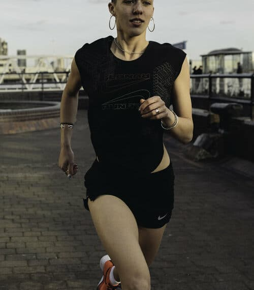 Nike's Special Running Hat, Jacket, Top And Short (For Women And Men) Celebrate The London Marathon