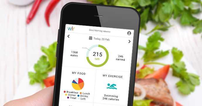 wlr mobile weightlossapp