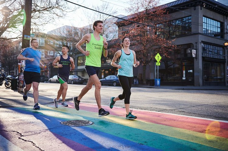 Celebrate Global Running Day by Running It Forward