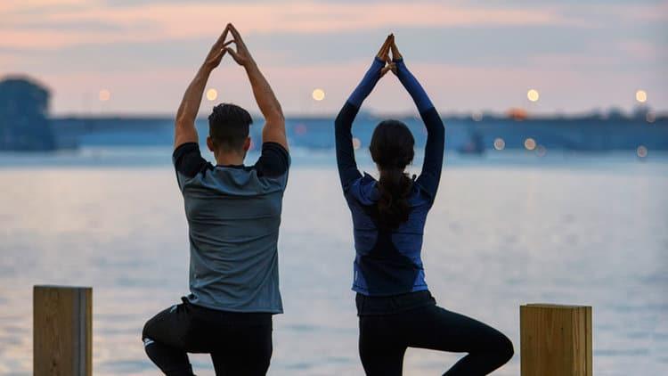 Global Wellness Day with Four Seasons Hotel Washington