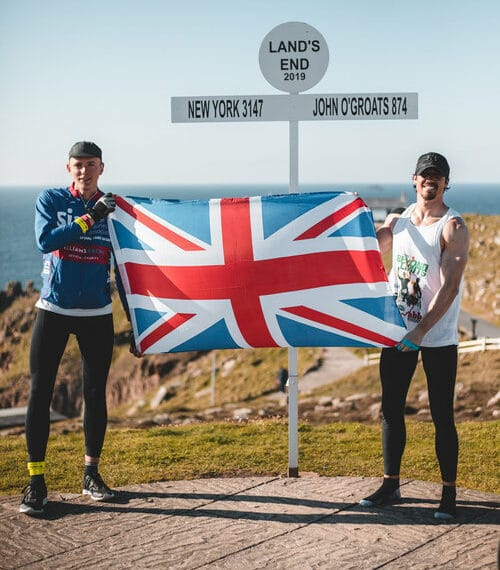 Joshua Patterson On Setting New World Record From John O'groats To Land's End In 19 Days