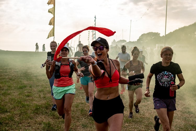 Love Trails The world's first running music festival