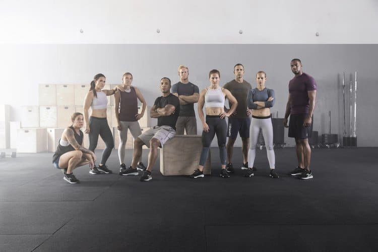 Newest Addition to Reebok Nano Franchise Pays Tribute to the CrossFit Community