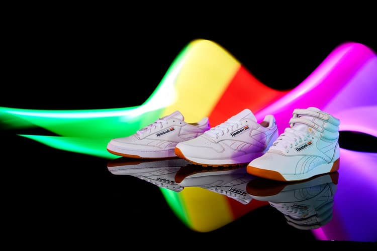 Reebok Introduces '#Pride Collection' in Honour of Pride Month