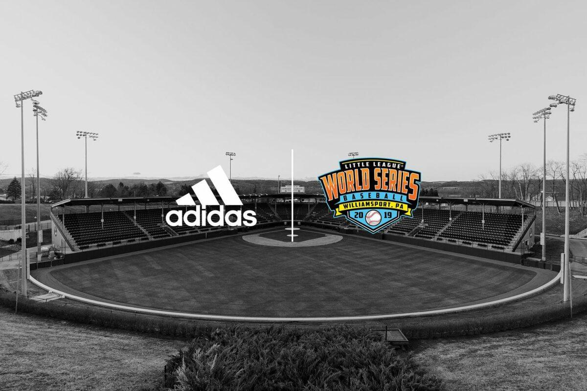 adidas Partners with Little League Baseball and Softball