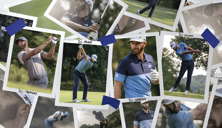 Adidas Is Preparing Two Of The Top 10 Golfers In The World For The Second Major Of The Year