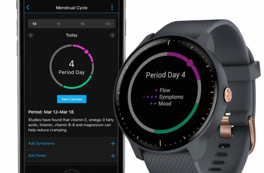 Garmin announces Menstrual Cycle Tracking feature for Garmin Connect