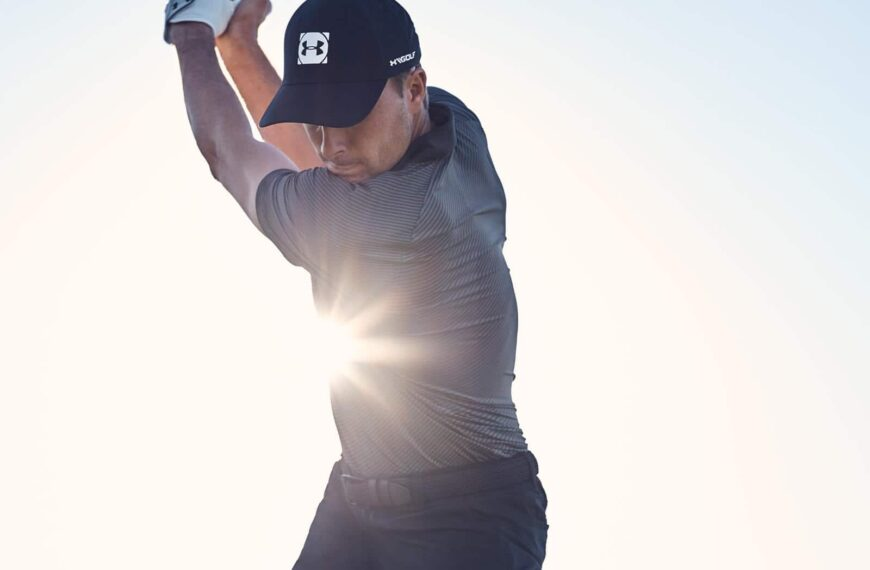 How Jordan Spieth Will Be Keeping His Cool As He Chases The Wanamaker Trophy At Bethpage Black
