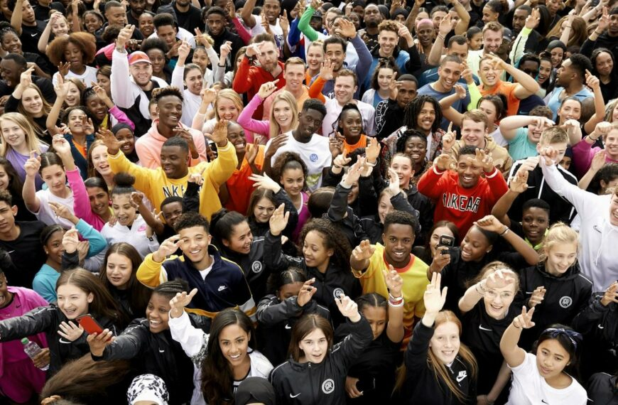 Nike Announces Long-Term Youth Sports Partnerships in London