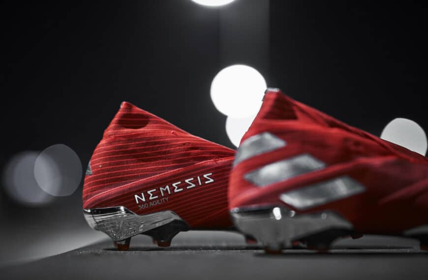 Adidas NEMEZIZ Football Boots That Are To Be Worn By The Likes Of Messi, Isco And Firmino