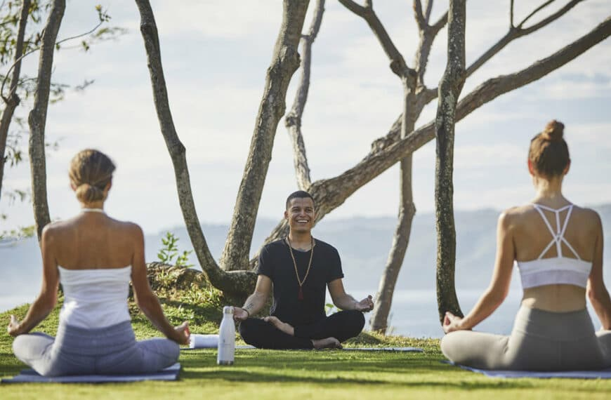 10 Great Healthy Reasons To Visit Four Seasons Costa Rica This Summer