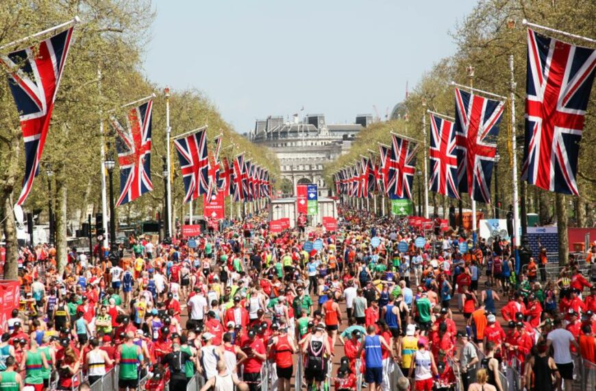 What Happens After You Cross That Marathon Run Finish Line?