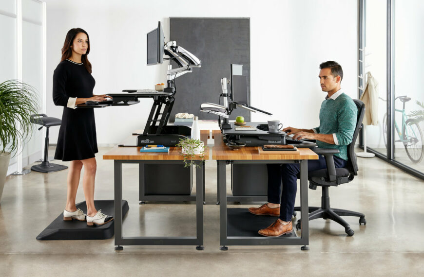 How sedentary does your office job make you?