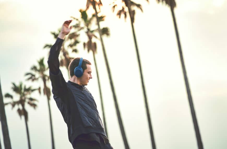 Feel The Bass At The Gym With The New Sony Wireless Headphones