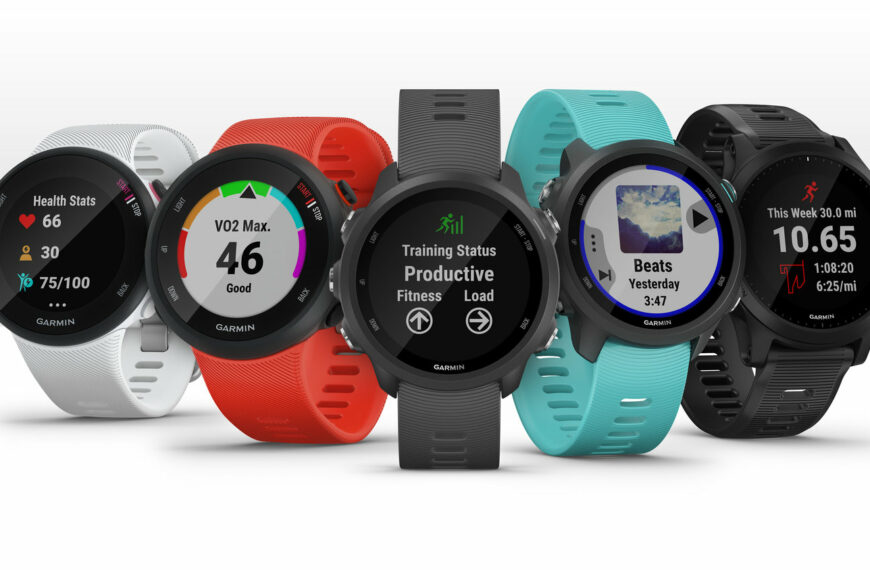Garmin Announces Forerunner Series With Gps Running Smartwatches Created For All Runners
