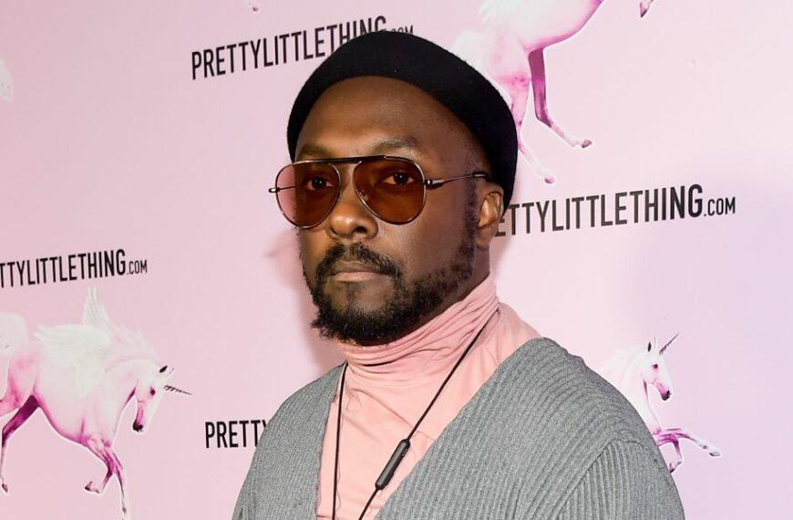 Will.I.Am Athleisure Range Announced