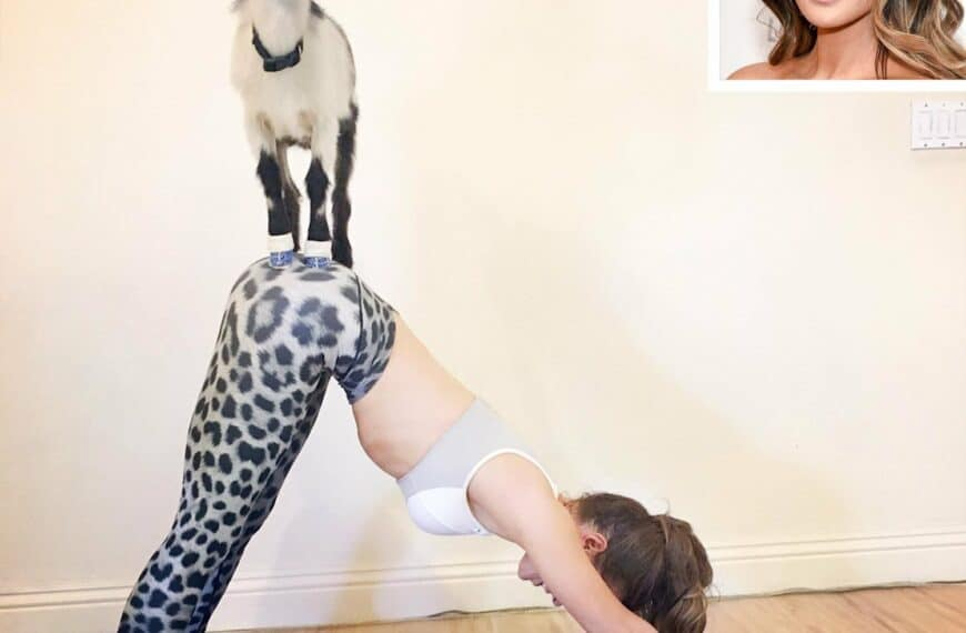10 Weird And Wonderful Yoga Events Across The UK This Summer