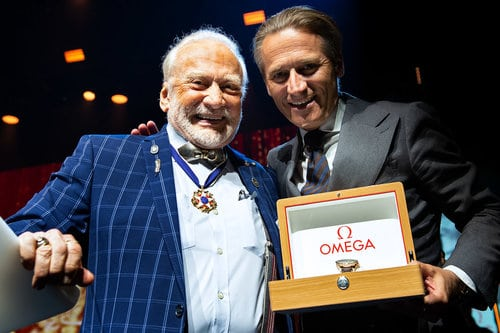OMEGA Awards The Winners Of The Stephen Hawking Medal For Science Communication
