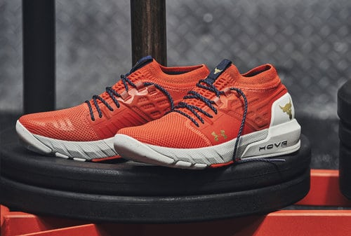 Introducing The Under Armour PR2