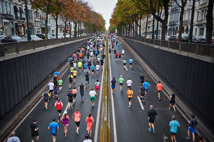 Is The Running Boom may be Reversing