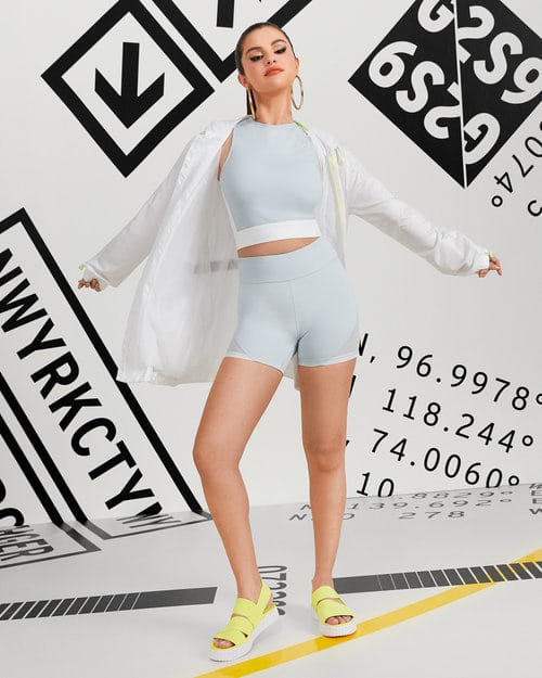 Selena Gomez Second Collection With Puma
