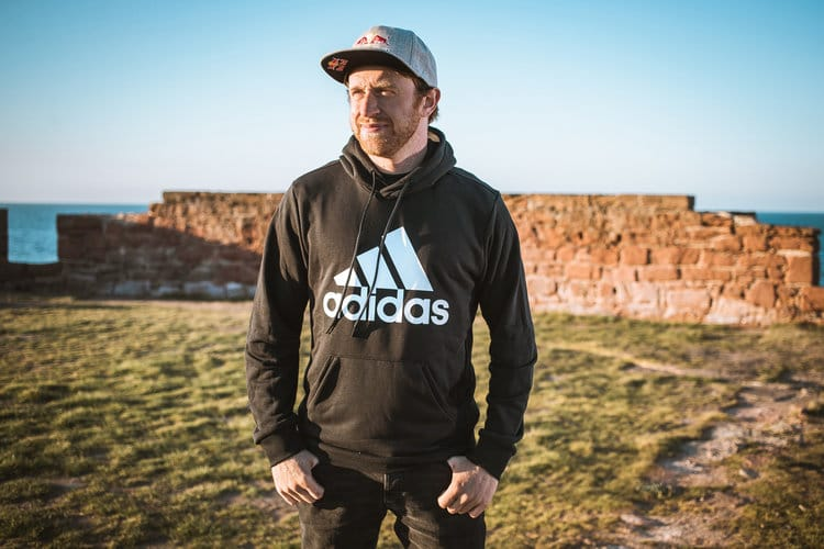 World's most recognisable mountain biker Danny MacAskill signs deal with Adidas