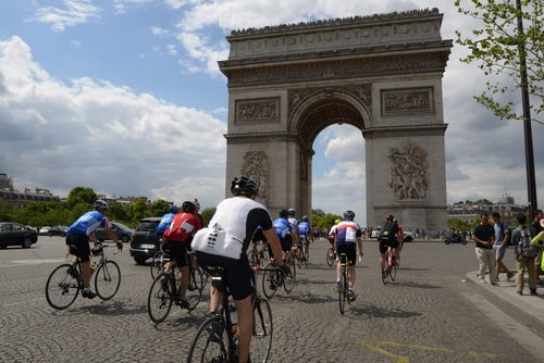 Cycle London to Paris and witness the Tour de France live in 2020