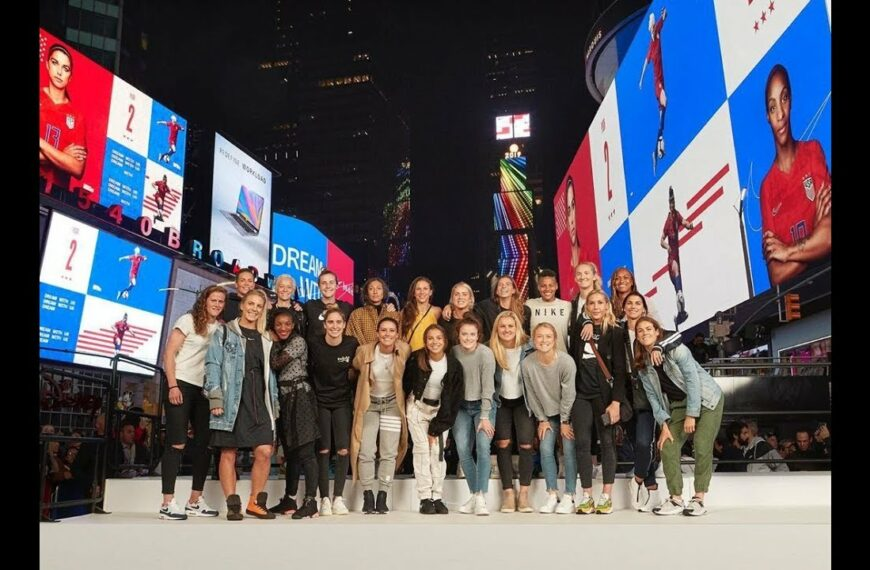 Nike Football Celebrates USA/Netherlands 2019 Final