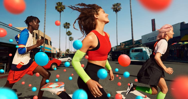 What is Nike Joyride?